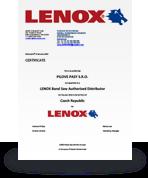 LENOX distributor