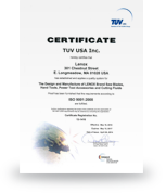 LENOX ISO 90011